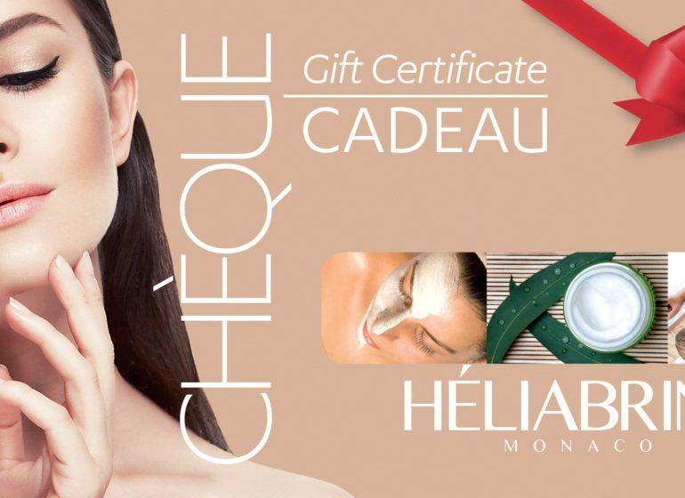 Cadeau massage-Offre soin du visage