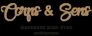 Corps et Sens logo-Massage bien être Bergerac