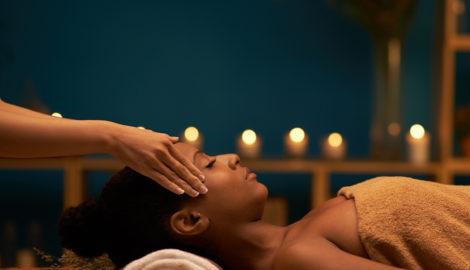 Massage des cinq Continents