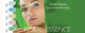 Soins du visage Floral Essence- soin esthétique